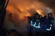 BD: 70 shanties gutted in Kalyanpur fire