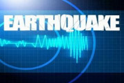 Earthquake jolts Sylhet